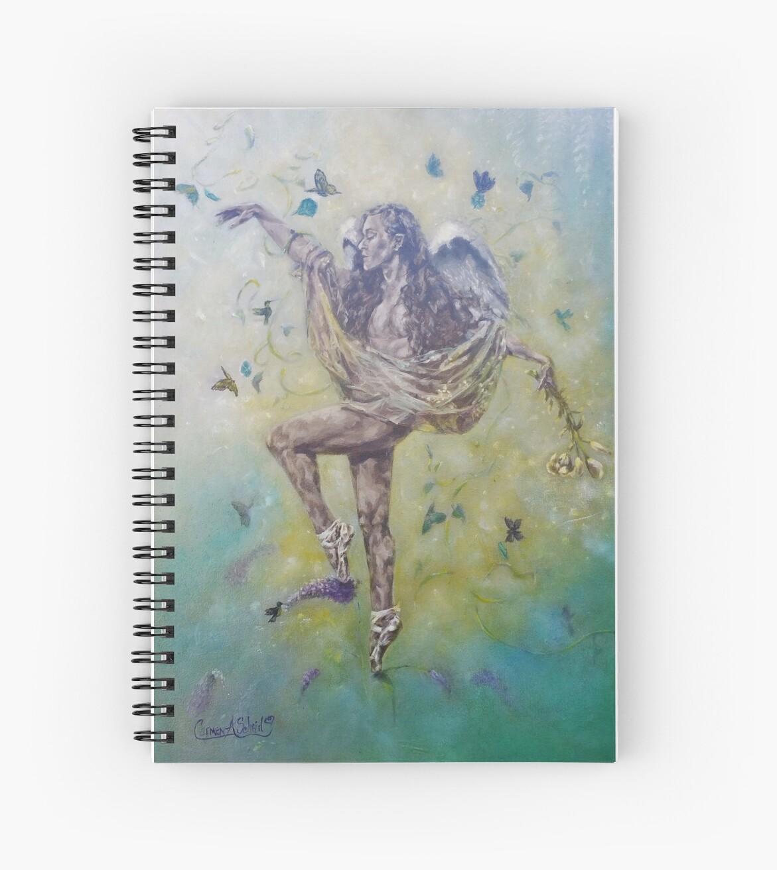 Prancing Angel by 1cscheid