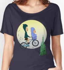 Beavis and Butthead ET Women's Relaxed Fit T-Shirt
