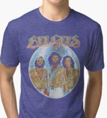 Bee Gees DISCO BALL Tri-blend T-Shirt