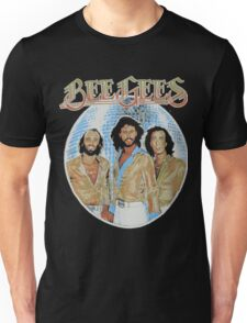 Bee Gees DISCO BALL Unisex T-Shirt