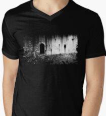 Entrance to melancholia Mens V-Neck T-Shirt