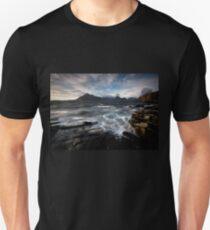 Loch Scavaig and the Cuillin Unisex T-Shirt