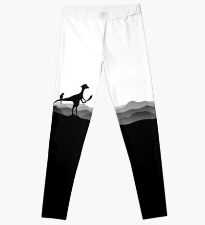 DINO PIRATE - PIRATE DINOSAUR - YARRR - Dino Collection Leggings