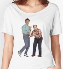 George and Jerry Women's Relaxed Fit T-Shirt
