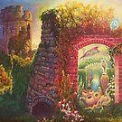 """""""Garden Portal"""" by James McCarthy"""