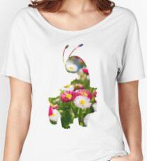 Meganium used petal blizzard Women's Relaxed Fit T-Shirt