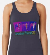 Triple Crown Champ amerikanische Pharoah Pop Art Tanktop für Frauen
