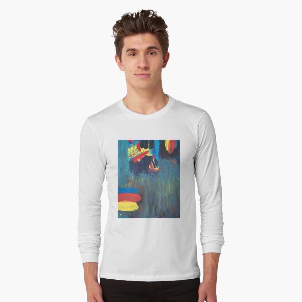 Climbing Trees In the Ocean Long Sleeve T-Shirt