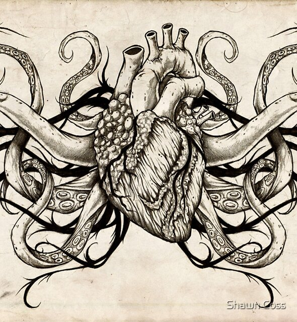 Hearts & Strings by Shawn Coss