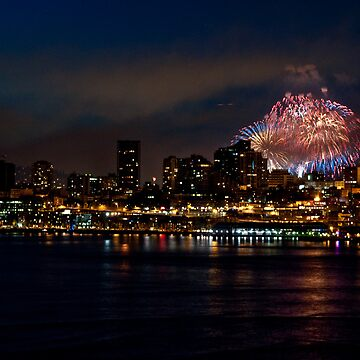 Seattle 4th of July by DiamondCactus