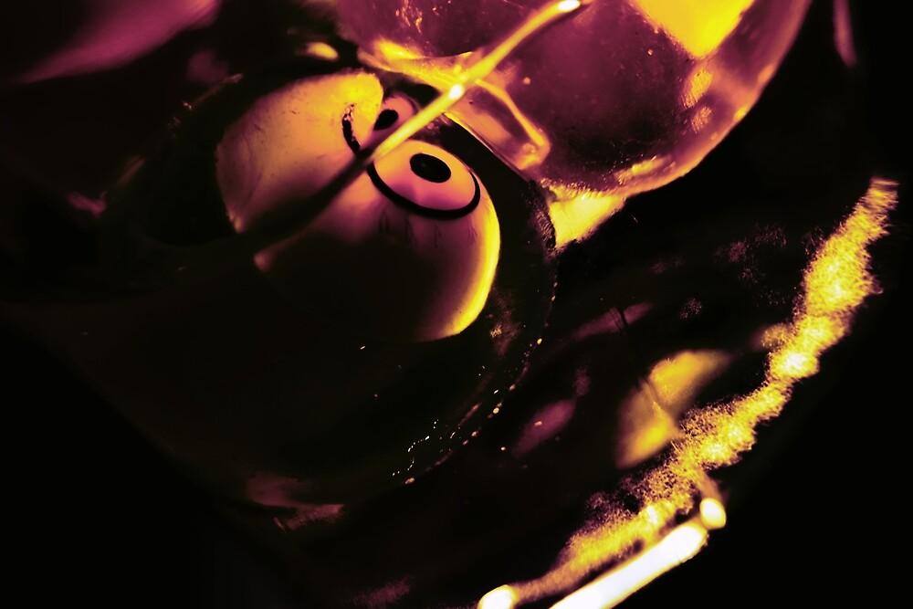 Eyeball in a Jar Halloween by umeimages