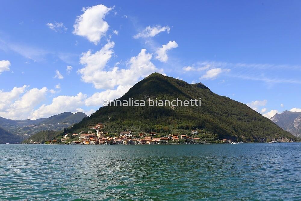 Montisola by annalisa bianchetti