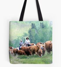 Just Like The Old Days Tote Bag