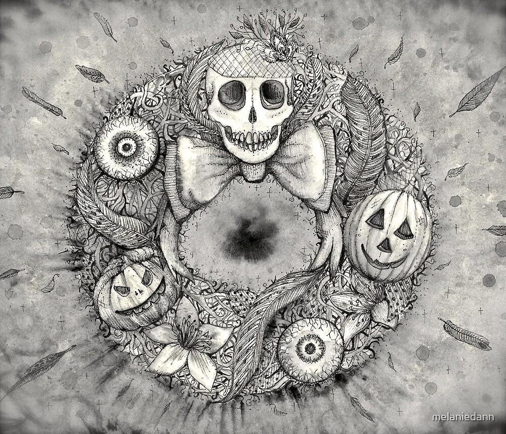 dark halloween  by melaniedann