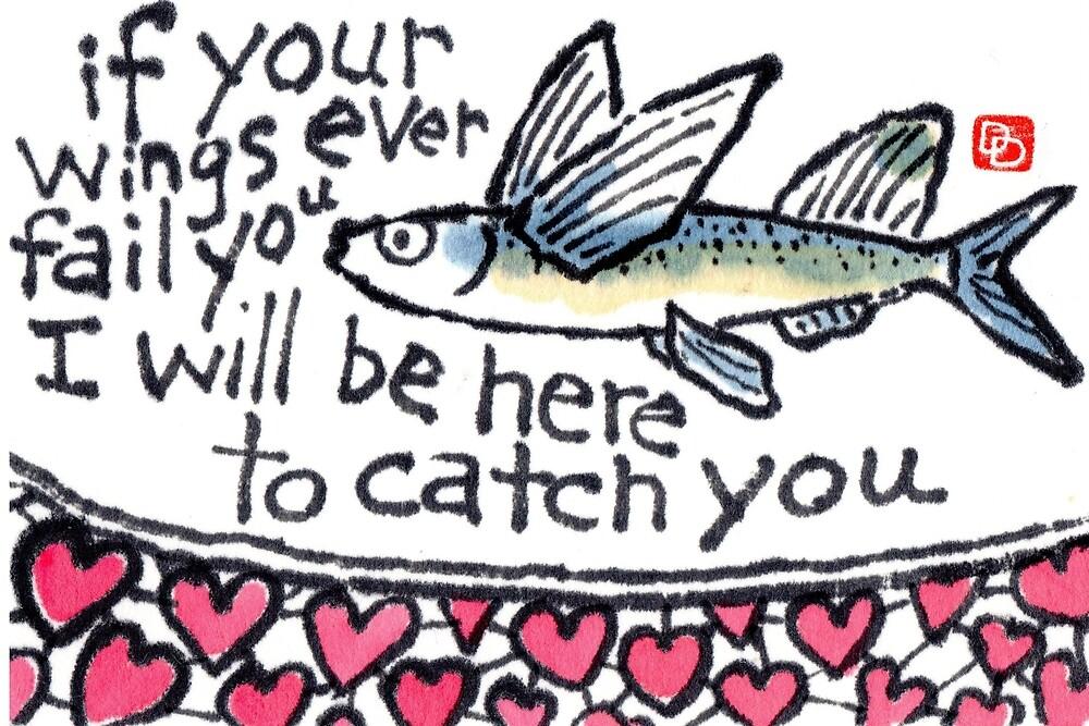 Heart Fish (v.3) by dosankodebbie