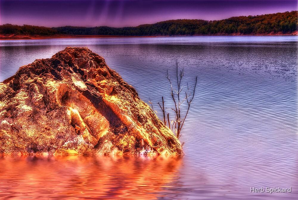 Sentinel Rock by Herb Spickard