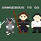 Team Dresden: It is dangerous to go alone by Dibbzy