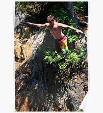 Smalls Falls Leap of Faith #4 Poster