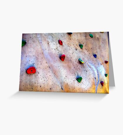 Sinuous 2 Greeting Card