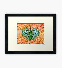Tindholmur Bug Framed Print