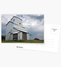 Alberta Grain Elevator Postcards