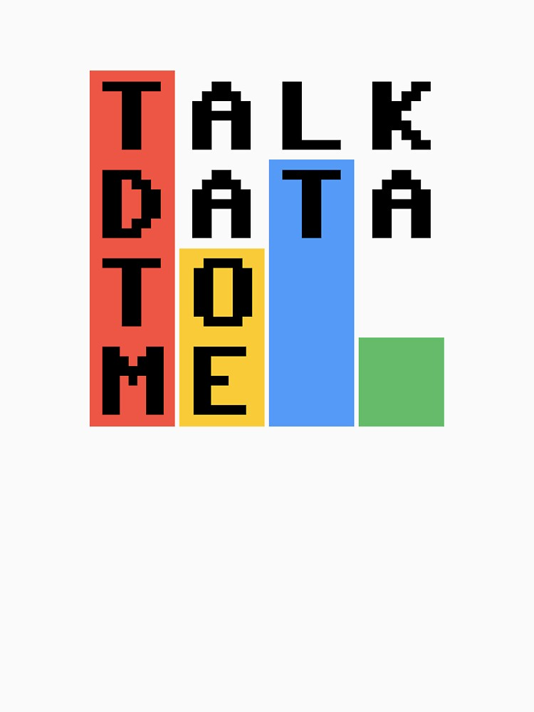 Talk Data To Me de flashman