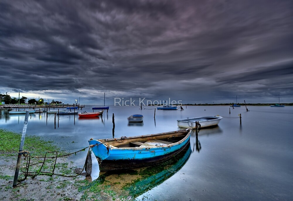 BOATS by Rick Knowles