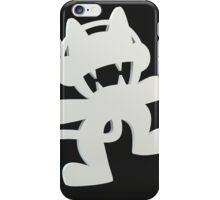 Monstercat Black and White iPhone Case/Skin