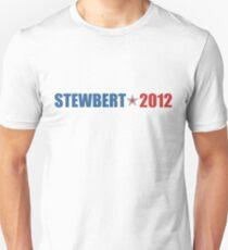 Stewbert 2012 Red/Blue A T-Shirt