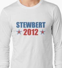 Stewbert 2012 Red/Blue B T-Shirt