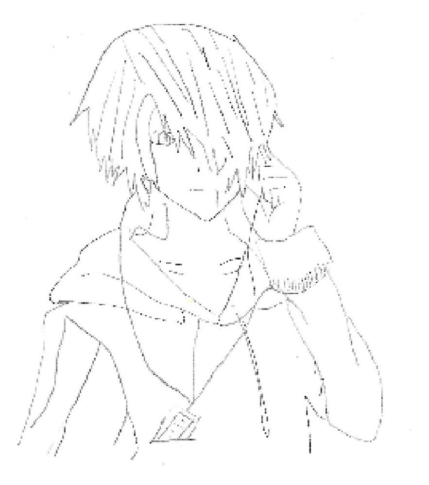 Anime (Music♫) by AnimeDraws