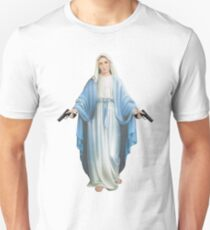 Mary Mother of God Unisex T-Shirt