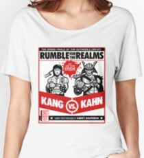 Let's Get Ready to Kombat! Women's Relaxed Fit T-Shirt