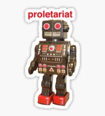 Proletariat Sticker