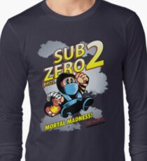 Super SubZero Bros. 2 Long Sleeve T-Shirt