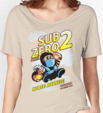 Super SubZero Bros. 2 Women's Relaxed Fit T-Shirt