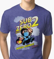 Super SubZero Bros. 2 Tri-blend T-Shirt