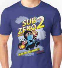 Super SubZero Bros. 2 Unisex T-Shirt