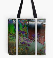 Three In One - Triptychs Tote Bag
