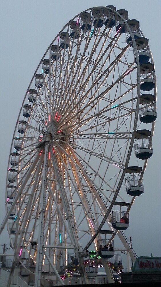 Wonder Wheel by SeikoZoorhess