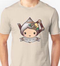 Choc Chip Chai Teapot Slim Fit T-Shirt