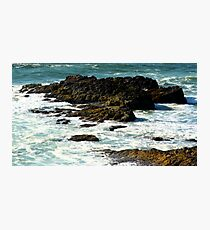Pebbles of a Continent Photographic Print