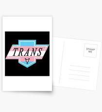 Identity Badge: Transgender Postcards