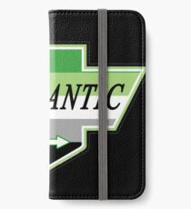 Identity Badge: Aromantic iPhone Wallet/Case/Skin