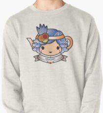 Girlie Grey Teapot Pullover