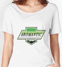 Identity Badge: Aromantic Relaxed Fit T-Shirt