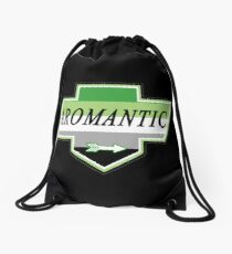 Identity Badge: Aromantic Drawstring Bag
