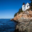 Bass Head LightHouse by martinilogic