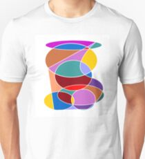 Abstract #24 Unisex T-Shirt