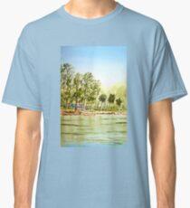 The Fishing Cabin Classic T-Shirt